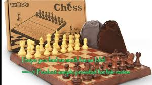 kidami folding magnetic chess set b01in2pnty for youtube youtube