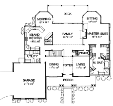 southern home floor plans drew plantation southern home plan 111d 0025 house plans and more