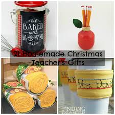 Homemade Christmas Presents by 21 Homemade Christmas Presents For Teachers To Get Ready Now