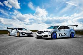 Acura Tlx Spec Acura Is Taking A 500 Horsepower Tlx A Spec To Pikes Peak Roadshow