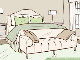 make your bedroom how to make your bedroom look cosy with pictures wikihow