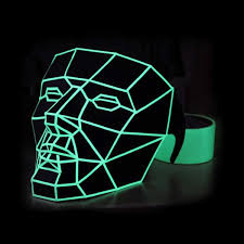 glow in the dark strip tapes photoluminescent tape online india