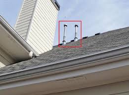 venting exhaust fan through roof venting exhaust fans through the roof family handyman bathroom roof
