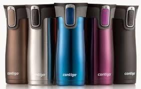 contigo travel mug contigo west loop autoseal stainless steel travel mug with easy