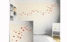 heart wall decals youtube heart wall decals