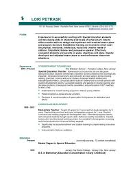 Resume Examples For Students With No Experience by Teacher Resume Templates Easyjob