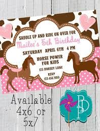 27 best isabelle u0027s invites images on pinterest horse party