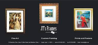 Custom Frames Www Jtsframes Com Advertising