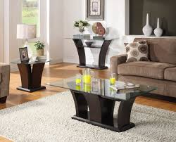 Glass Table For Living Room Glass Table For Living Room With Photos Of Glass Table