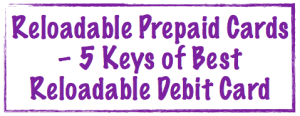 best reloadable prepaid cards reloadable prepaid cards 5 of best reloadable debit card