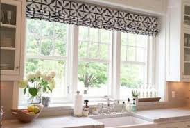 window treatment ideas for kitchens kitchen window cornice ideas kitchen window valances