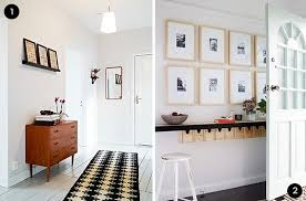 entry ways eye candy 10 clean and bright entryways and home landing zones curbly