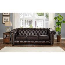 Top Grain Leather Living Room Set by Italian Top Grain Leather Sofa Wayfair