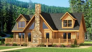 Small Log Cabin Plans The Grand Lake From Southland Log Homes Beautiful Homes