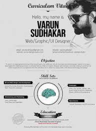 graphic design resume cv graphic designer pertamini co