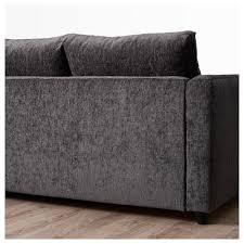 Corner Sofa Chaise Friheten Corner Sofa Bed With Storage Dark Grey Ikea