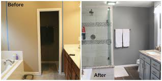 before and after bathroom remodel carpetcleaningvirginia com
