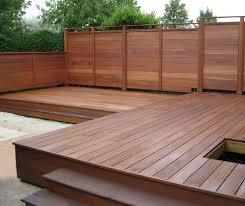 mahogany decks built by north washington deck contractors