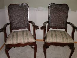 How To Upholster A Dining Room Chair Furniture Reupholster Dining Room Chairs Awesome How To