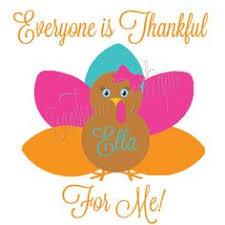 chevron polka dot turkey thanksgiving iron on by theirontractor
