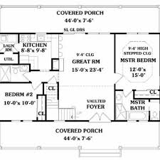 floor plans southern living lakeside cottage southern living house plans southern lakeside