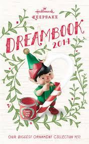 2014 hallmark keepsake ornament dreambook hooked on hallmark ornaments