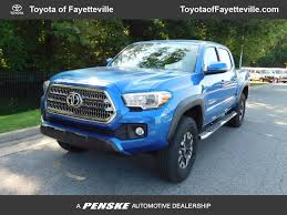 2017 used toyota tacoma trd off road double cab 5 u0027 bed v6 4x4
