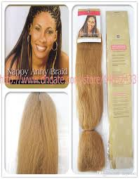 yaki pony hair for braiding 24 inches pictures of women jumbo braid afro hair extensions nappy anny braid 24inch yaki