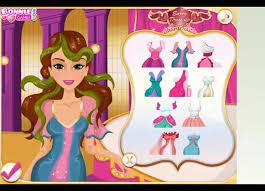 barbie princess hairstyles games