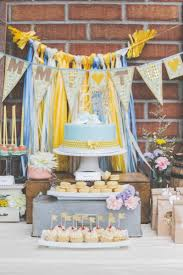 winnie the pooh baby shower decorations http www babyshowerideas4u whimsical winnie the pooh baby