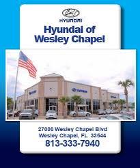 Hyundai Used Cars New Port Richey Hyundai Of New Port Richey U0026 Wesley Chapel Florida New Hyundai