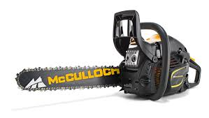 battery electric u0026 petrol chainsaws mcculloch