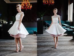rockabilly brautkleid kurze brautkleider 50er jahre petticoat küss die braut