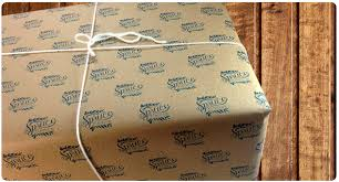 brown kraft wrapping paper from jukeboxprint