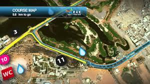 Boston Marathon Route Google Maps by Rak Half Marathon 2014 Course Animation Youtube