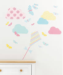 mothercare butterfly fields large wall stickers wall stickers mothercare butterfly fields large wall stickers