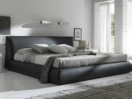 king size bed california king bed set madison park zuri fur king