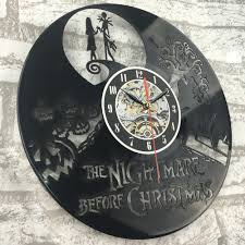 The Nightmare Before Christmas Home Decor Aliexpress Com Buy The Nightmare Before Christmas Black Vinyl