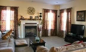 Curtains Home Decor Bentleyblonde Spring Mantle Decorations U0026 Kirklands Gatehill Curtains