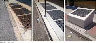 Subway Employee Duties File Figure 6 Deteriorated Curb That Allowed Water To Easily