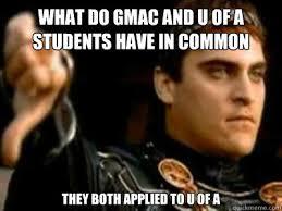 U Of A Memes - downvoting roman memes quickmeme