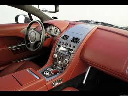 aston martin sedan interior 2010 aston martin rapide quantum silver interior dashboard view