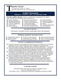 General Manager Resume Sample Resume Sample It Manager Resume