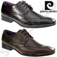wedding shoes office mens cardin leather shoes italian formal office brogue