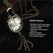 vintage necklace watch pendant images Womens quartz pocket watch 1 pc victorian style vintage necklace jpg