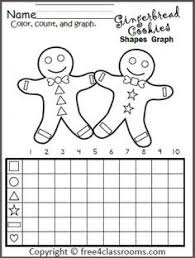 gingerbread man free activities gingerbread worksheets and