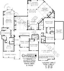 One Story Luxury Home Floor Plans Catchy Collections Of Single Story Luxury House Plans Perfect