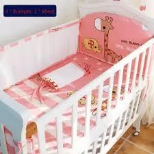 Baby Cot Bedding Sets 130 70cm Baby Crib Bedding Set Bedding Set Newborn Baby Bed