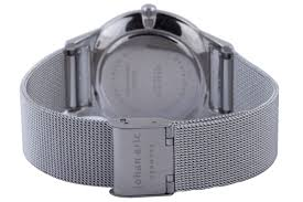 link bracelet watches images How to adjust a mesh watch band mesh watch bracelet watch repair jpg