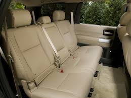 toyota sequoia seating capacity 2017 toyota sequoia price photos reviews safety ratings